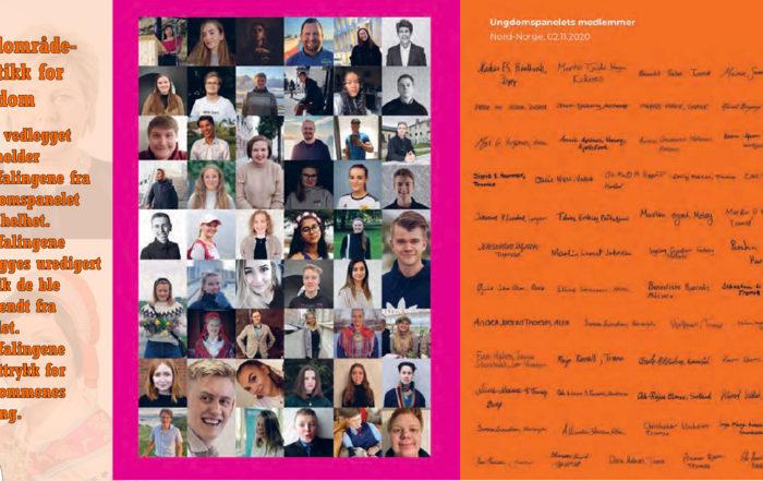 Nordområdemelding 2020 Ungdomspanelet