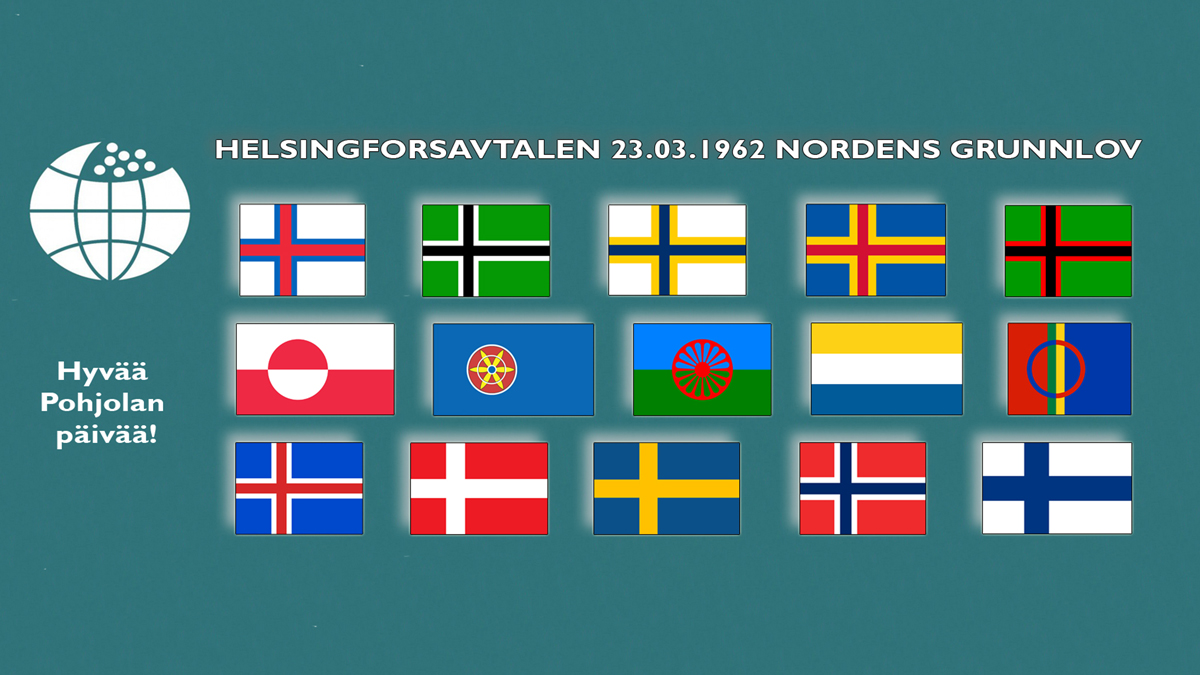 Nordens grunnlovsdag