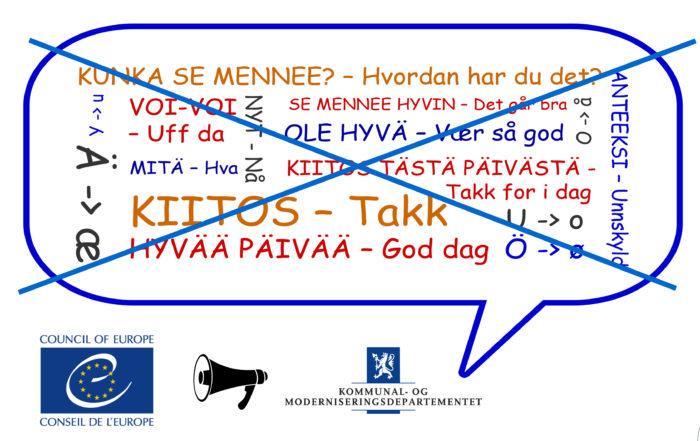 Kvensk språk nivå II